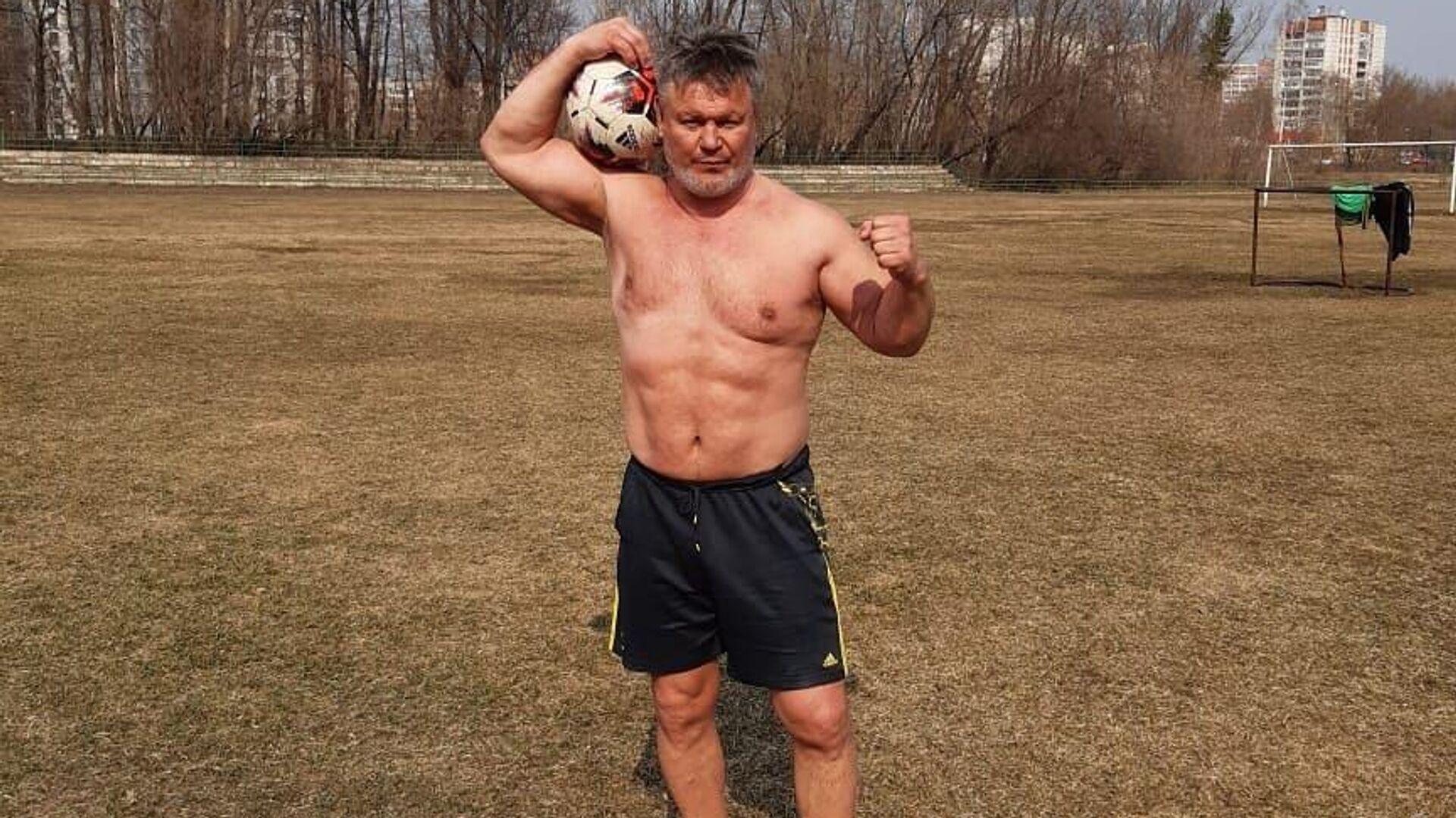 Российский экс-боец UFC Олег Тактаров - РИА Новости, 1920, 29.12.2020