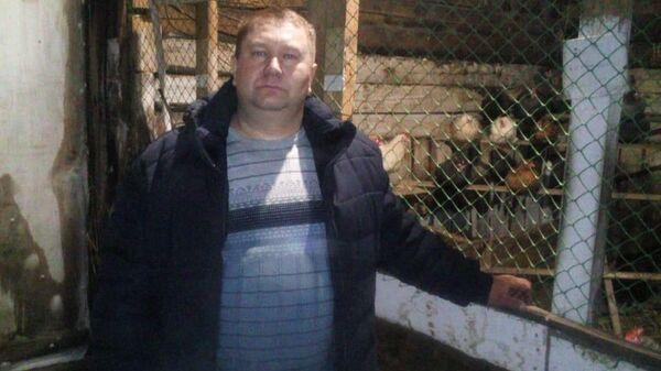 Бизнесмен из Читы Владимир Попов