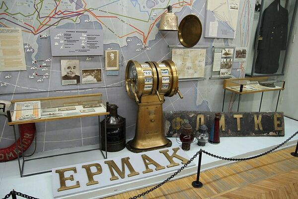 Краеведческий музей Мурманска (экспозиция Мурманский край в 1920—30-е годы)