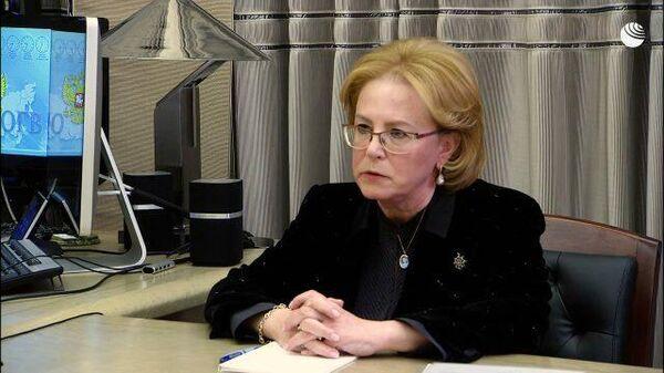 Скворцова рассказала о новом не имеющем аналогов в мире антидоте от COVID