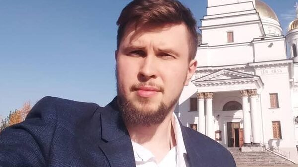 Помощник схиигумена Сергия Всеволод Могучев