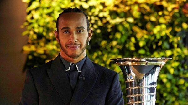 Семикратный чемпион Формулы-1 Льюис Хэмилтон
