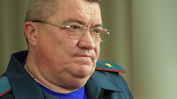 Начальник ГУ МЧС России по Республике Крым Сергей Шахов