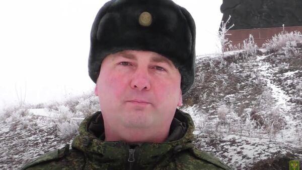Полковник Ян Лещенко