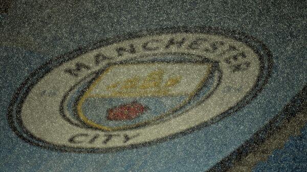 Логотип футбольного клуба Манчестер Сити