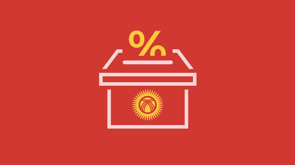 Итоги президентских выборов в Киргизии