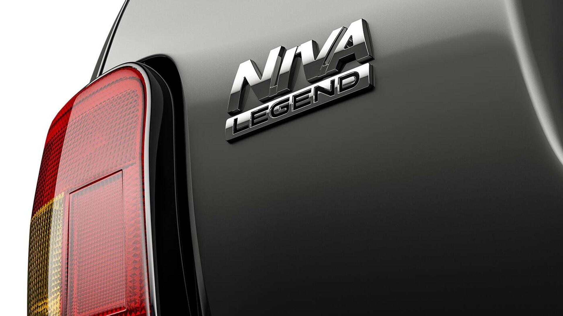 Автомобиль Lada Niva Legend - РИА Новости, 1920, 14.01.2021