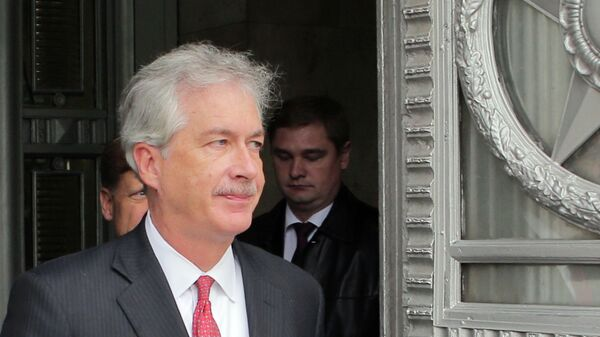 Уильям Бернс меняет профессию. ЦРУ впервые возглавит карьерный дипломат