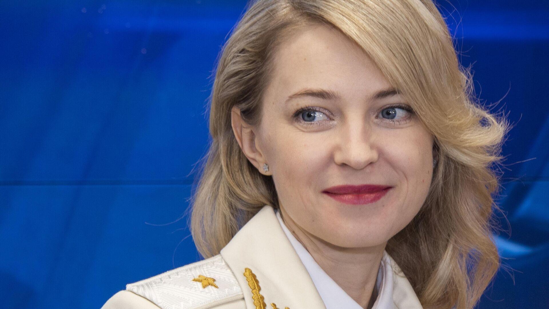 """Поклонская будет баллотироваться в Госдуму от """"Единой России"""""""
