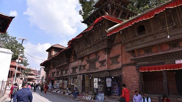 Храм Кумари