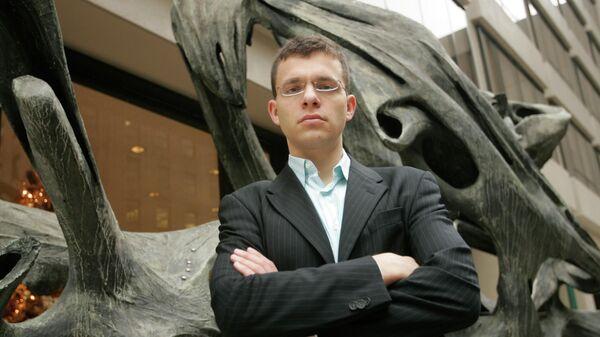 Американский веб-разработчик и программист Макс Левчин