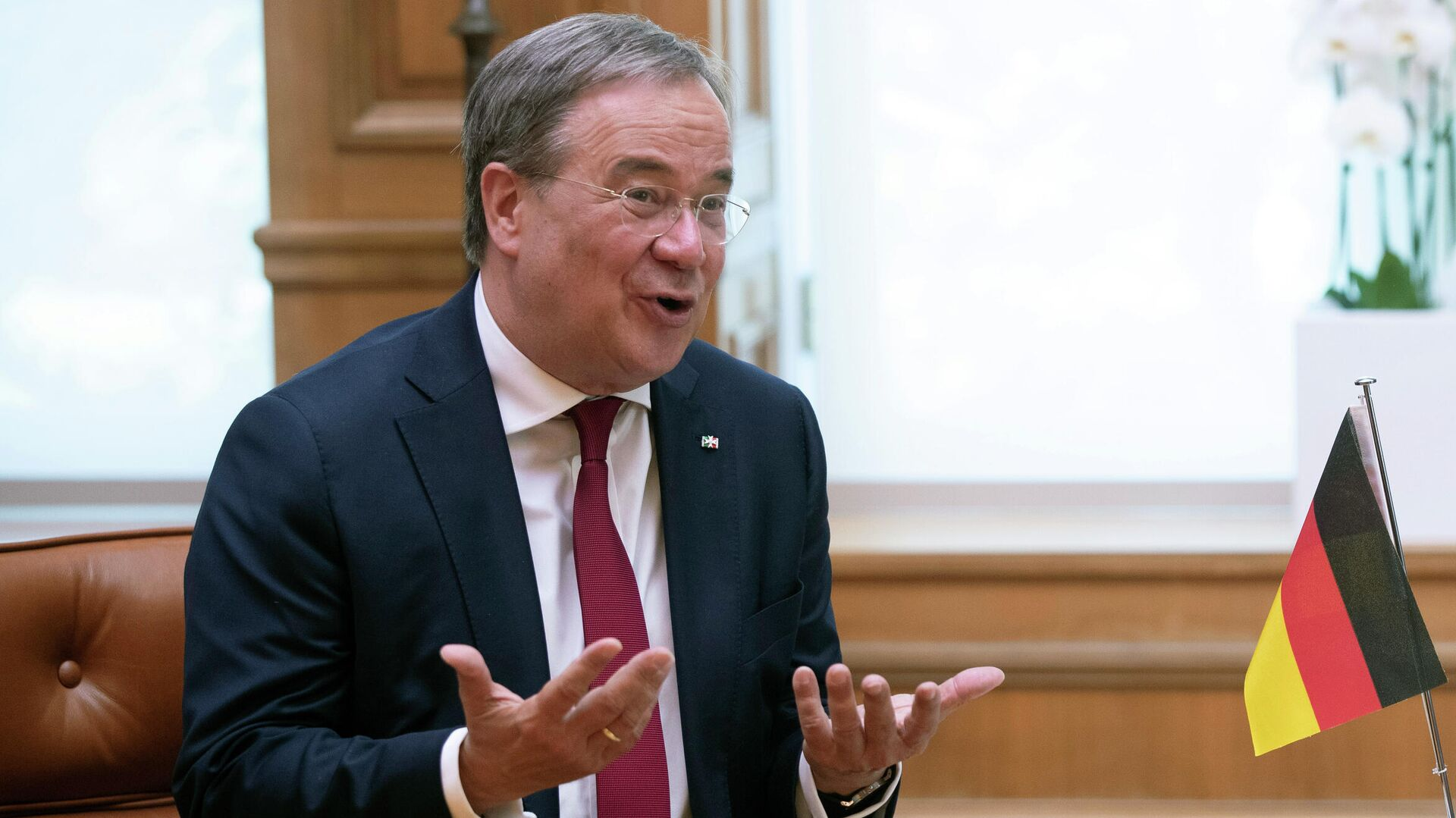 Премьер Баварии заявил, что готов стать кандидатом в канцлеры Германии