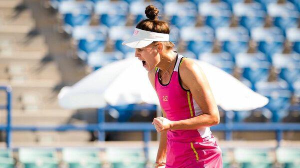 Российская теннисистка Вероника Кудерметова