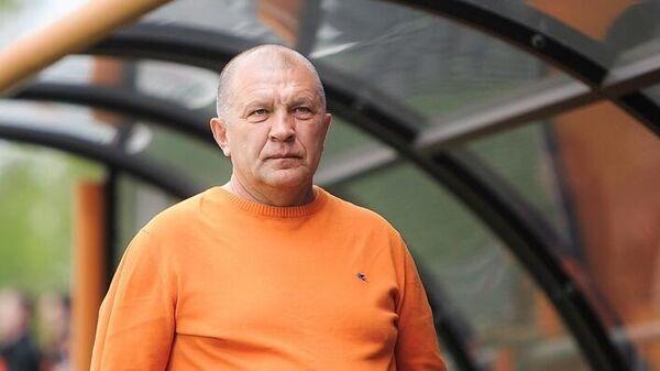 Президент футбольного клуба Урал Григорий Иванов