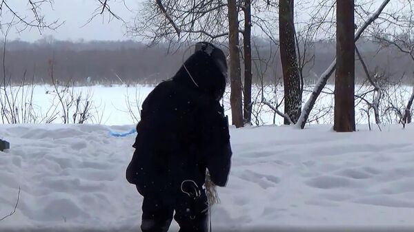 ФСБ РФ предотвратила теракт в Башкортостане. Кадр видео