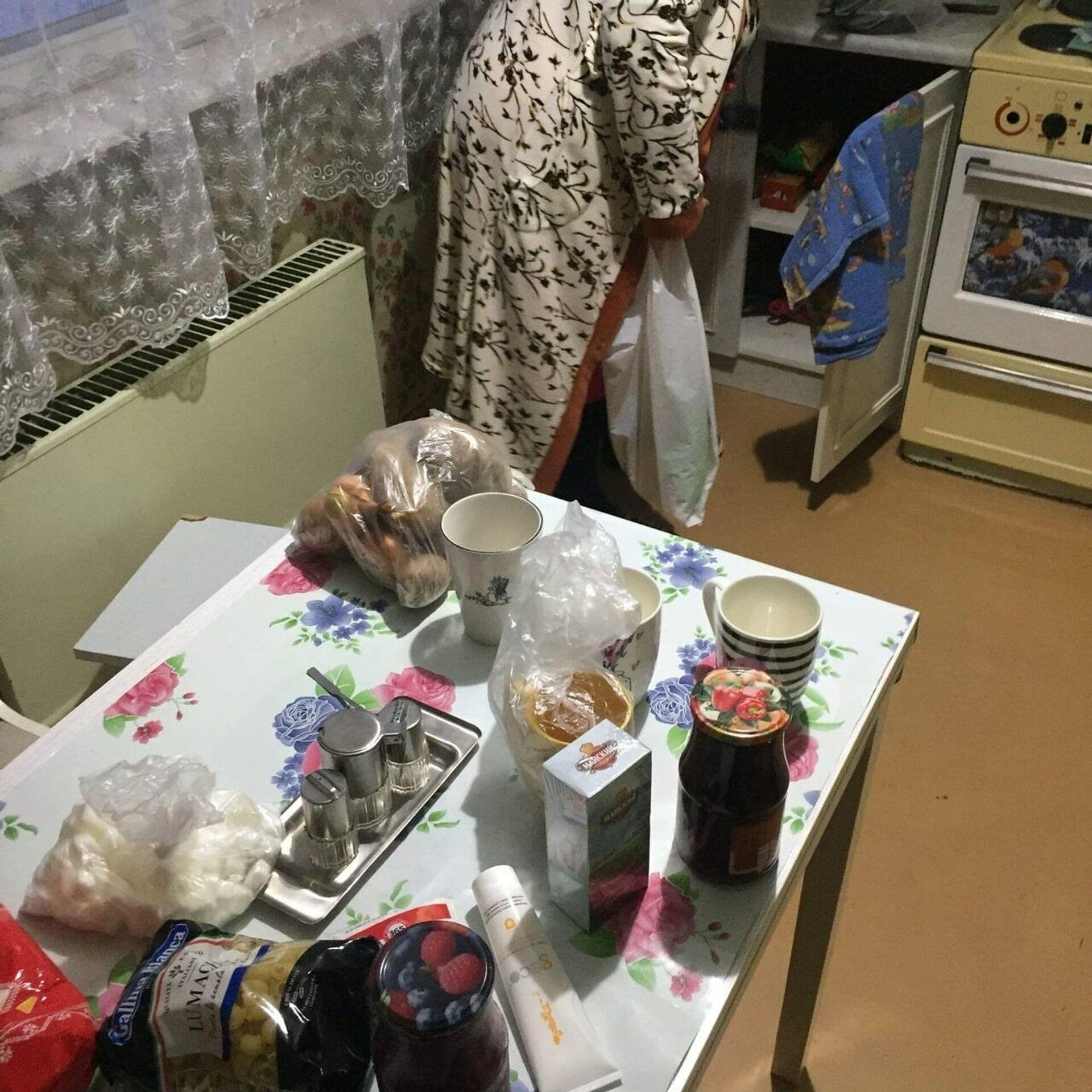 Новая арендованная квартира для бездомной Нины из Ярославля - РИА Новости, 1920, 27.01.2021