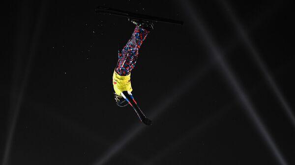 Фристайл. Этап Кубка мира. Лыжная акробатика