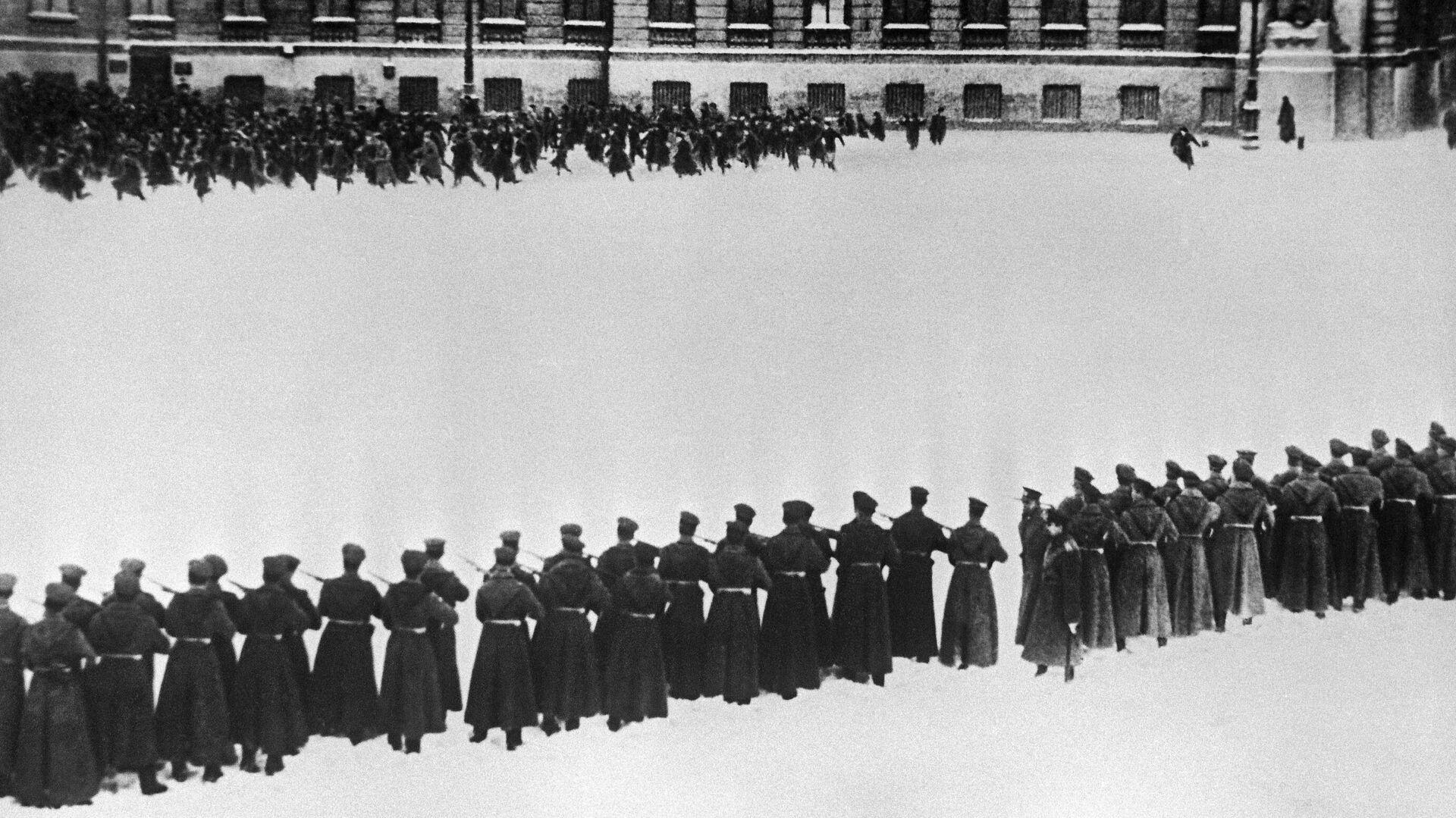 Лоханкины и их роль в русской революции - РИА Новости, 1920, 31.01.2021
