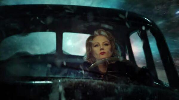 Скриншот видеоклипа Земфиры Злой человек
