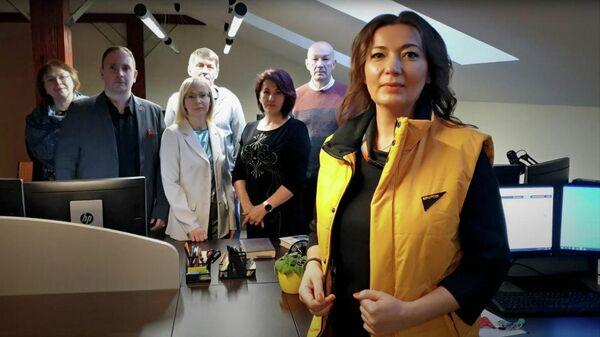 Бывшие сотрудники новостного агентства Sputnik Эстония, запустившие свой новый информационный проект — Sputnik Meedia