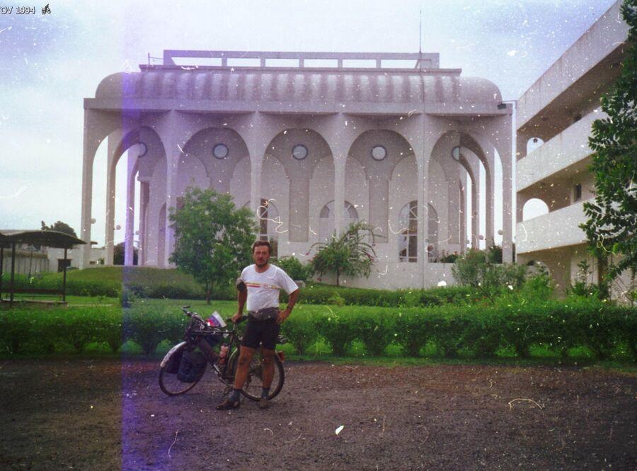 Посольство РФ в Габоне, 1994