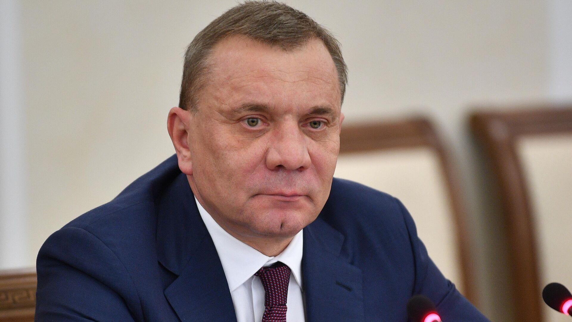 Борисов рассказал о планах по расширению торговли с Белоруссией