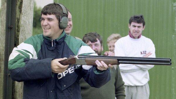 Бывший футболист Манчестер Юнайтед и сборной Ирландии по футболу Рой Кин