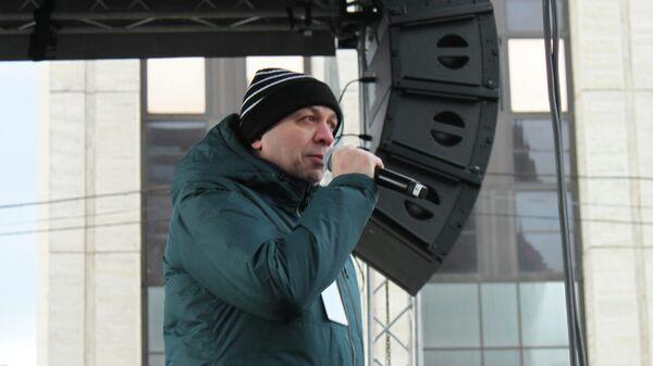Журналист Сергей Смирнов