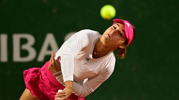 Теннисистка Анна Калинская (Россия)