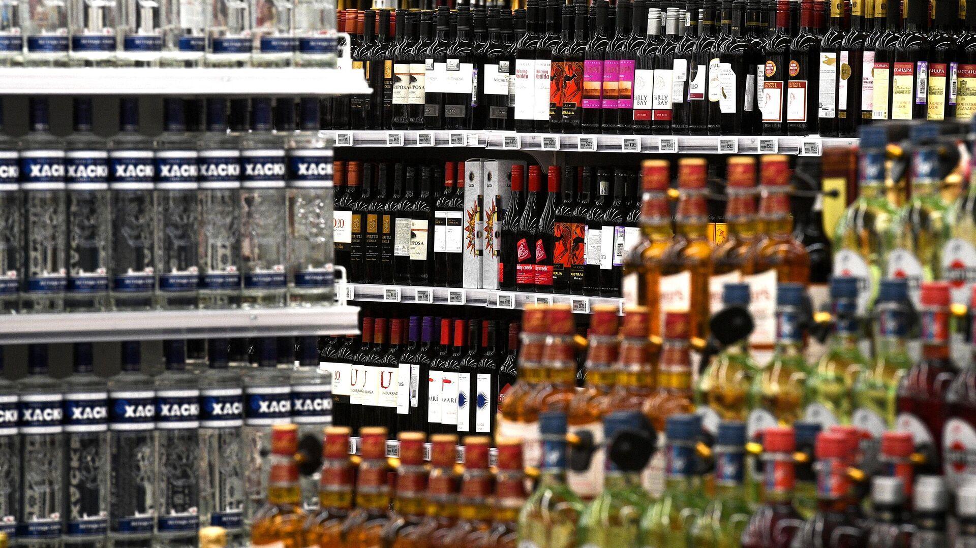 В Забайкалье могут полностью запретить продажу алкоголя в праздники