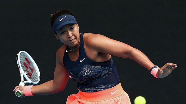 Японская теннисистка Наоми Осака