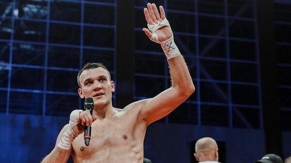 Российский боксер Максим Власов