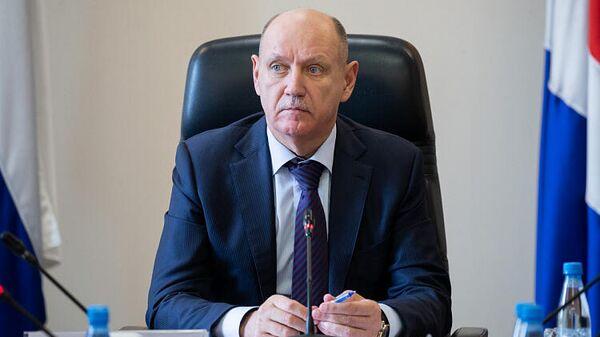 Заместитель председателя правительства Приморского края Александр Костенко