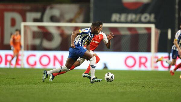 Матч Кубка Португалии Порту - Брага
