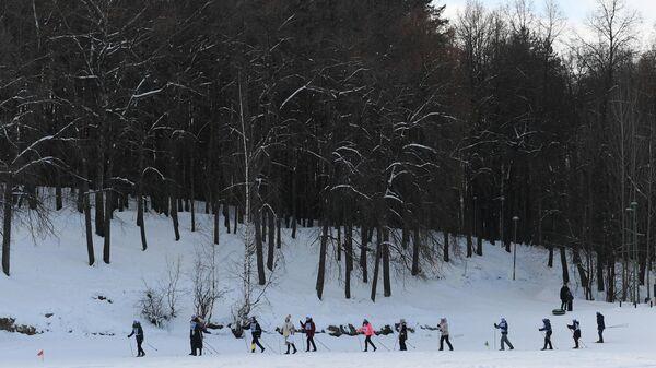 Добрая лыжня поможет детям во время Уфимского марафона