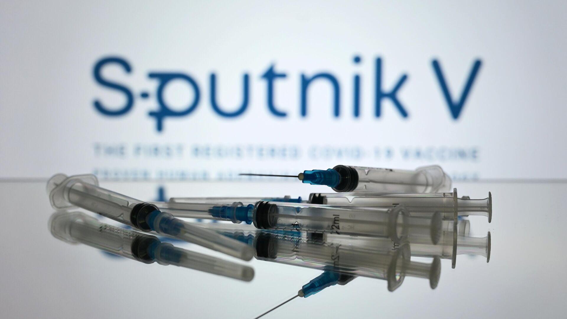 Российская вакцина против COVID-19 Спутник V (Гам-КОВИД-Вак) - РИА Новости, 1920, 14.05.2021