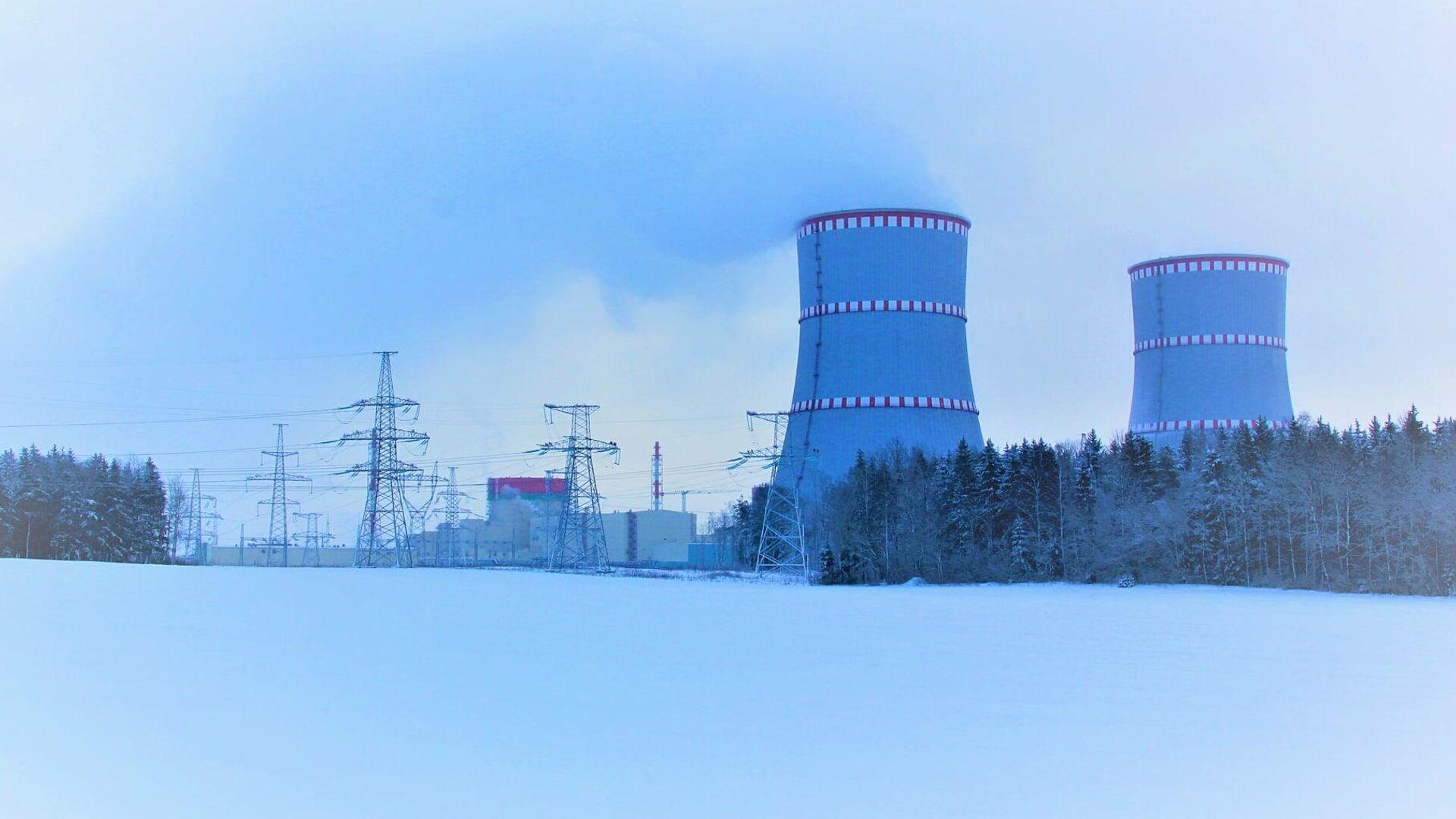 Белорусская АЭС - РИА Новости, 1920, 08.03.2021