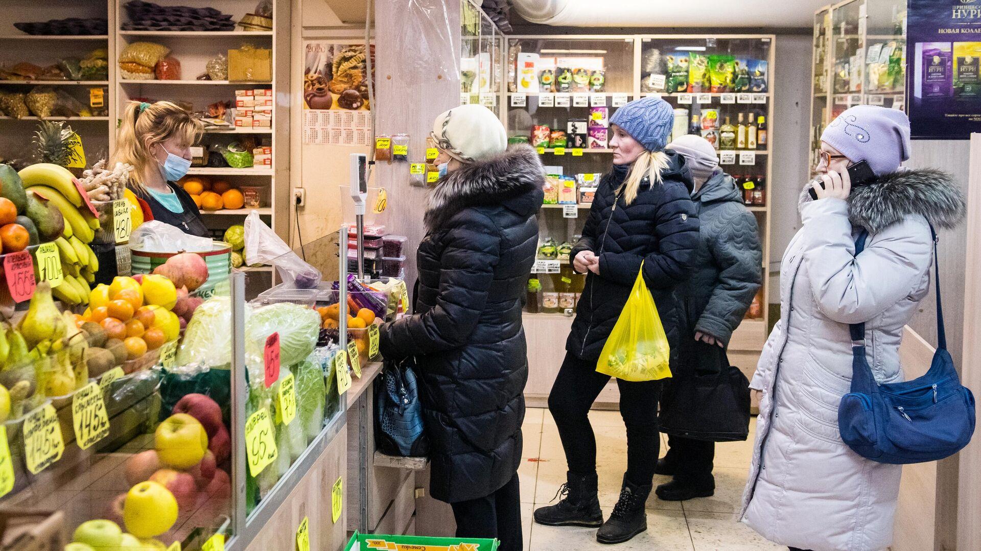 В России подорожали мясо и овощи