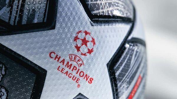 Мяч Лиги чемпионов УЕФА