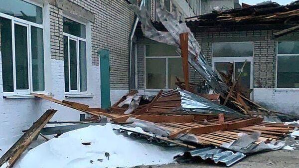 Последствия циклона в Ванинском районе