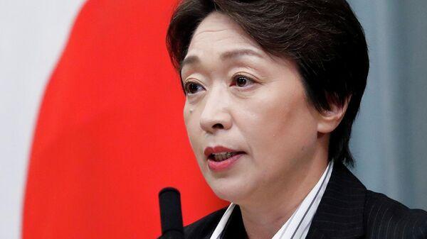 Глава оргкомитета Олимпийских игр 2020 года в Токио Сэйко Хасимото