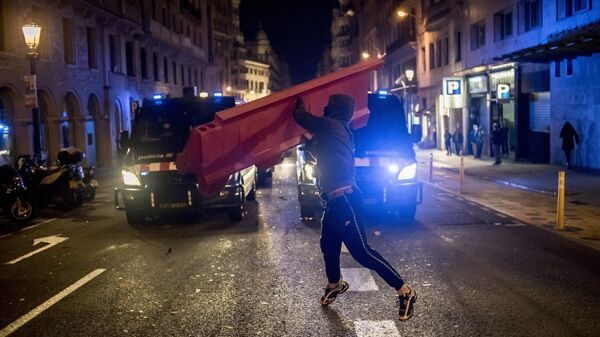 В Испании суд подтвердил второй приговор рэперу Аселю