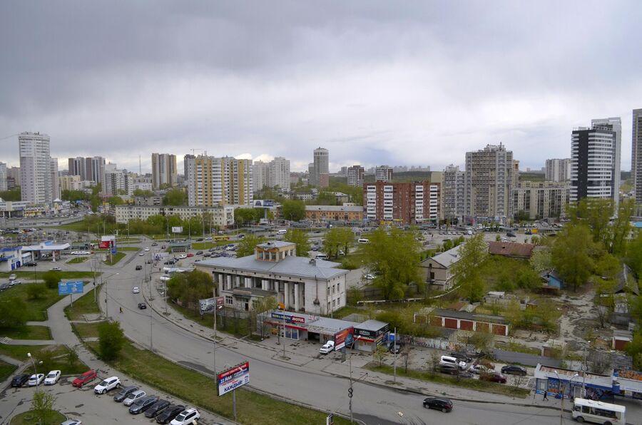 Вид на аэропорт Уктус