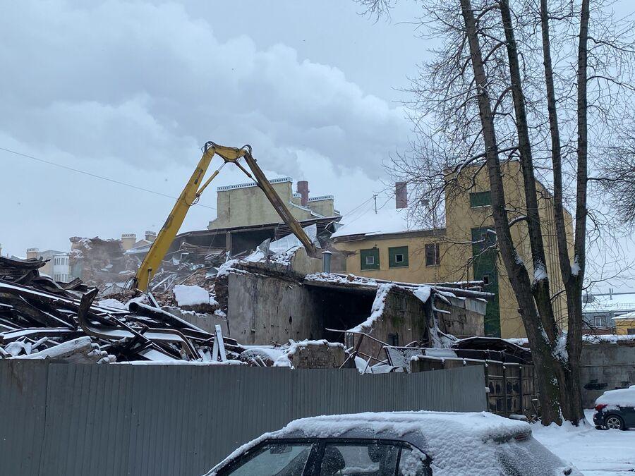 Бани работали во время блокады Ленинграда