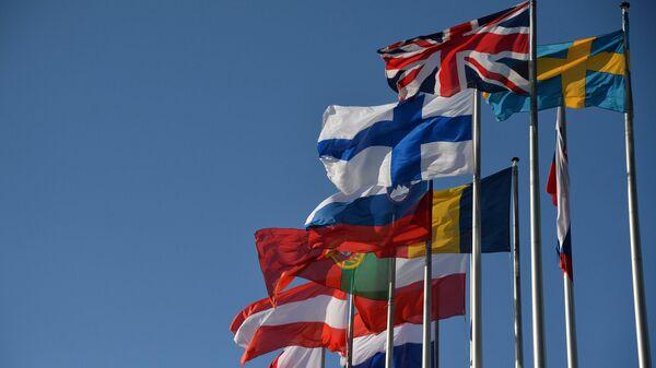 Европейский театр внешней политики