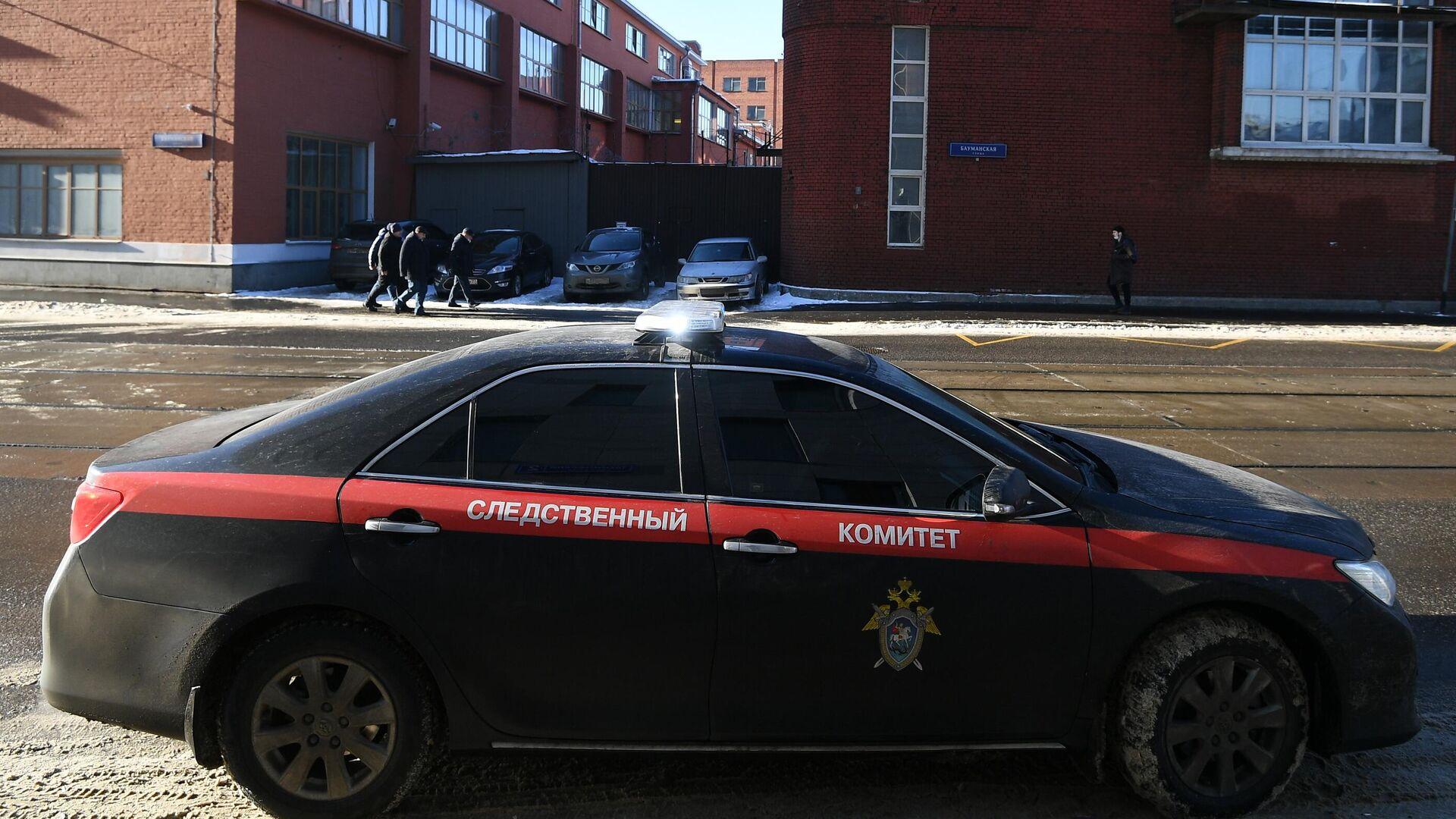 Убитый в Москве вор в законе имел статус беженца, сообщил источник