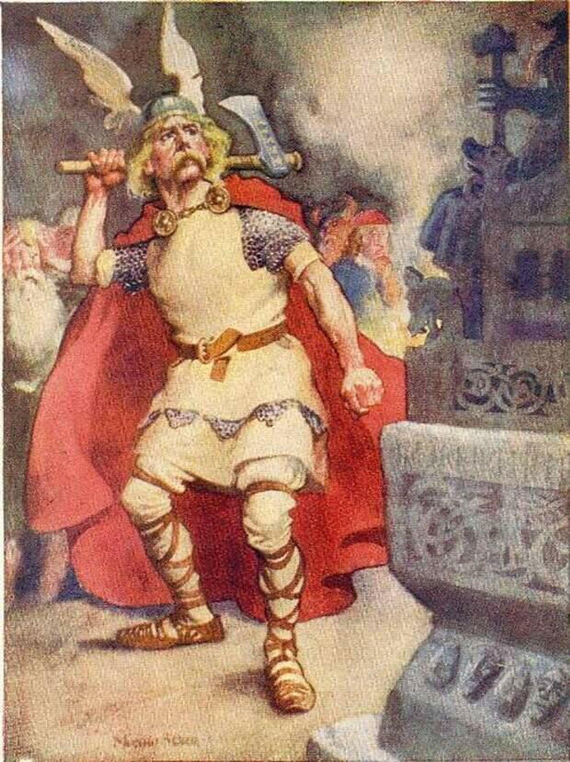 Олав I Трюггвасон - РИА Новости, 1920, 20.02.2021