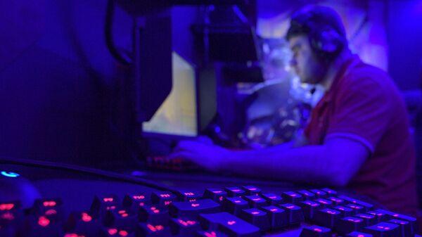 Компьютерный клуб CyberX в Санкт-Петербурге