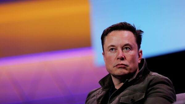 Генеральный директор Tesla Илон Маск