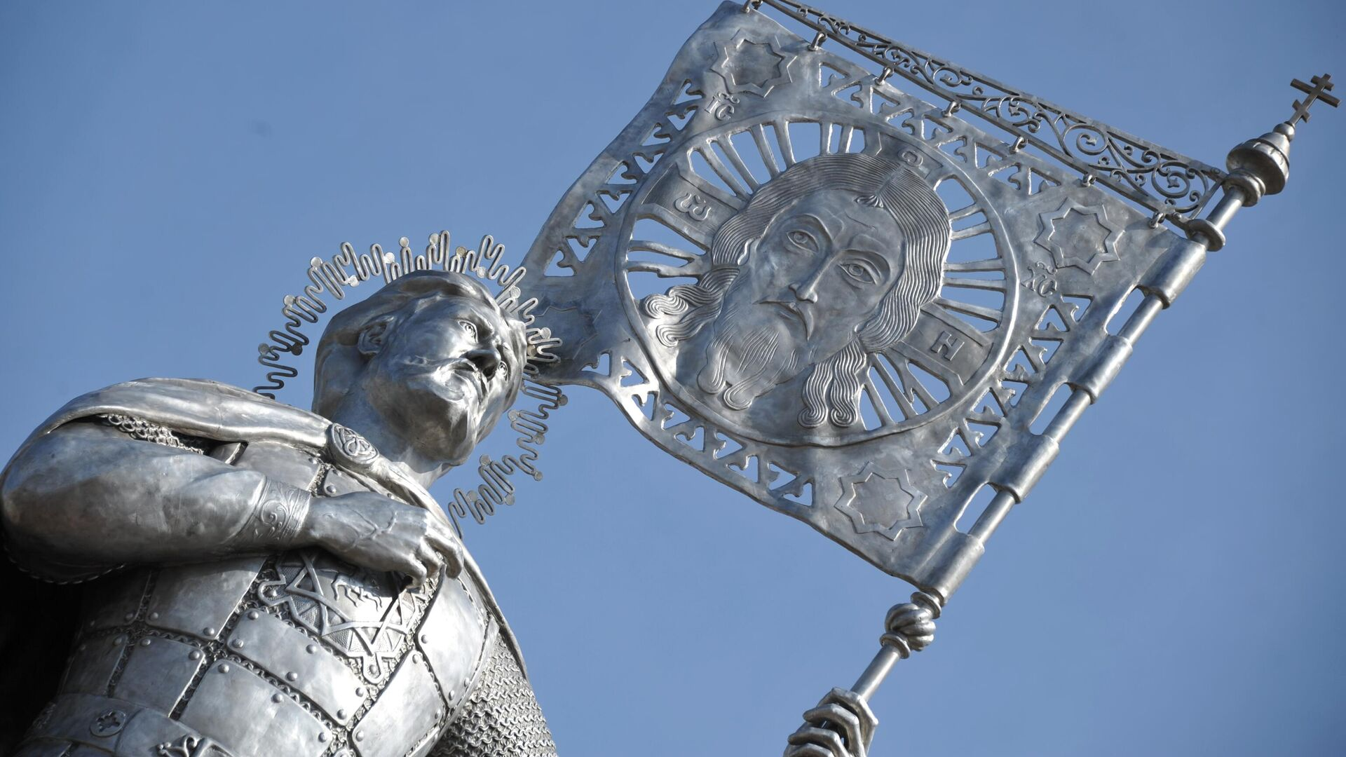 Памятник Александру Невскому - РИА Новости, 1920, 13.05.2021